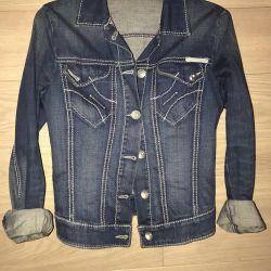 Джинсовая куртка Fornarino