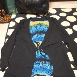 Μπουφάν και μπλούζα 58-60