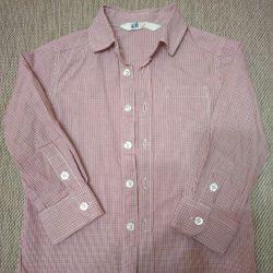 Μάρκα παιδικό πουκάμισο ,, H M