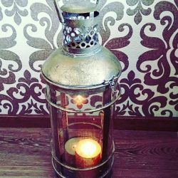 Floor Candlestick