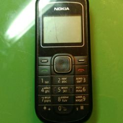 Nokia telefonu