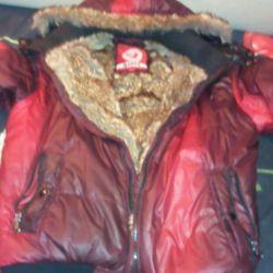 Χειμώνας, δροσερό μπουφάν, άντρες