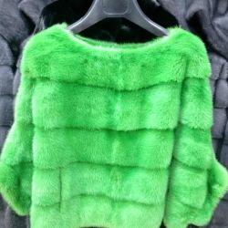 Yeni vizon paltoları