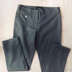 Pantaloni gri Zara basic