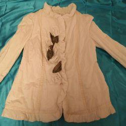 Jacket female spring 48/50 size
