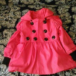 Coat-coat, size 28 (no bargaining)