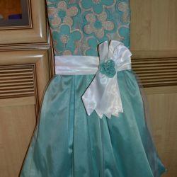 Το έξυπνο φόρεμα είναι κατάλληλο για 7-10 χρόνια