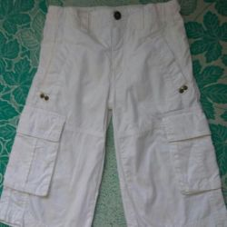 Children's breeches.