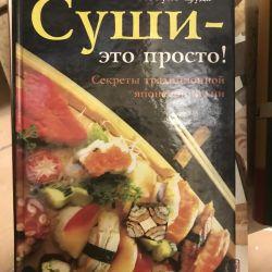 Sushi Tarif Kitabı - çok kolay!