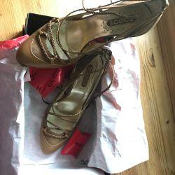 HUGO BOSS 39 çözümünden ayakkabılar