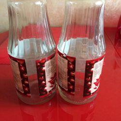 Borcane de sticlă 3 cutii 200₽.