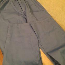 doktorlar için yeni pantolon
