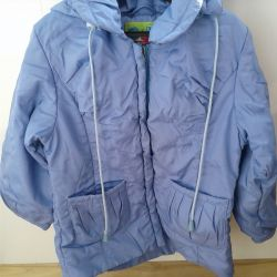Jacket for the cold spring-autumn