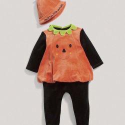 Pumpkin Costume 🎃