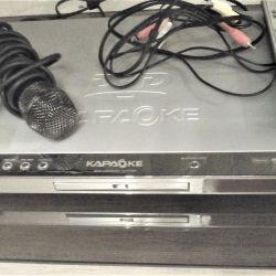 DVD player LG KARAOKE
