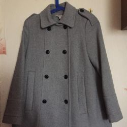 Coat gray Zara