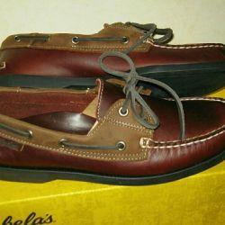 Moccasins Boat Παπούτσια Cabelas, Δομινικανή Δημοκρατία