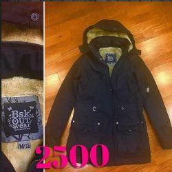Kış sıcak rüzgar geçirmez ceket