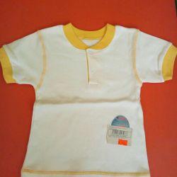 New T-shirt p 80-86
