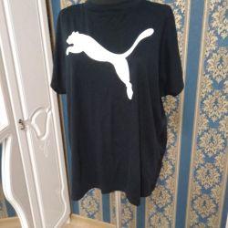Το μπλουζάκι Puma σας κρατά στεγνό