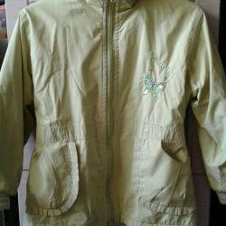 Kız bahar 110-116 için ceket
