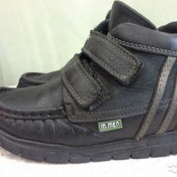 Ботинки фирмы Minimen (Турция) 30 размера