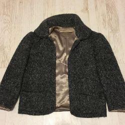 Пиджак теплый
