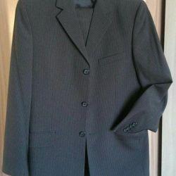 Костюм мужской (пиджак и брюки)