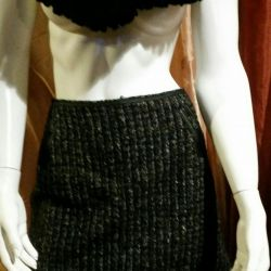 Boucle skirt.
