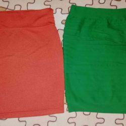 Δύο νέες φούστες σελ. 40-42