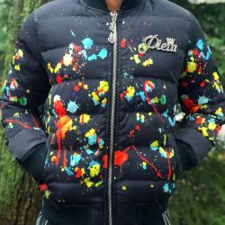 Куртка-Бомбер Philipp Plein SkilFul