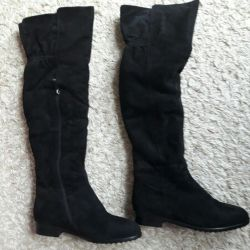 New winter natural boots