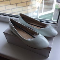 New ballet shoes 36