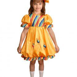 Children's carnival costume Sweetie
