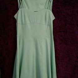 Turquoise dress new