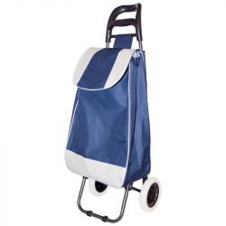 💪 Shopping cart with bag