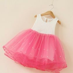 Dress size 100 and 110