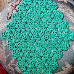 Handmade napkin