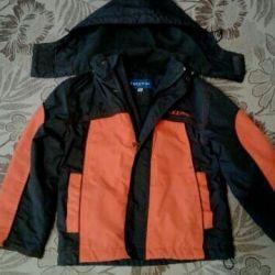 Канадская куртка