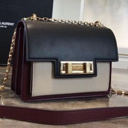 New Yves Saint Laurent Domino Bag