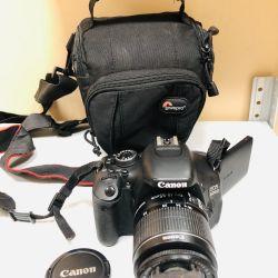 Φωτογραφική μηχανή SLR (φωτογραφική μηχανή) Κιτ Canon EOS 600D