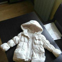 Куртка на девочку 98 размер