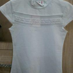 New school blouse