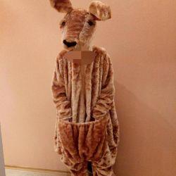 Animator costume Growth doll Kangaroo