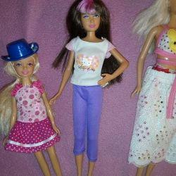 Bebekler Chelsea Yaz, Sisters Barbie Barbie Mattel