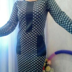 Knitted dress 48