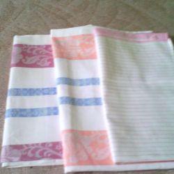 νέα πετσέτα λινό USSR