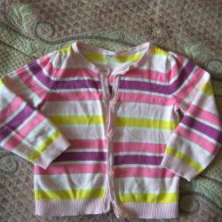 Cardigan pulover