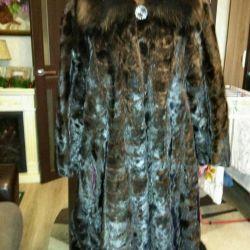 Mink coat p.48-50-52