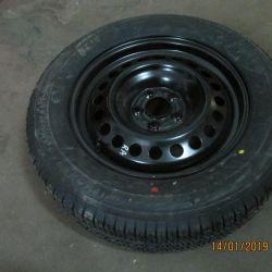 Iron Wheel Nissan X-Trail 32